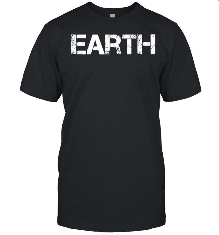 Earth shirt Classic Men's T-shirt