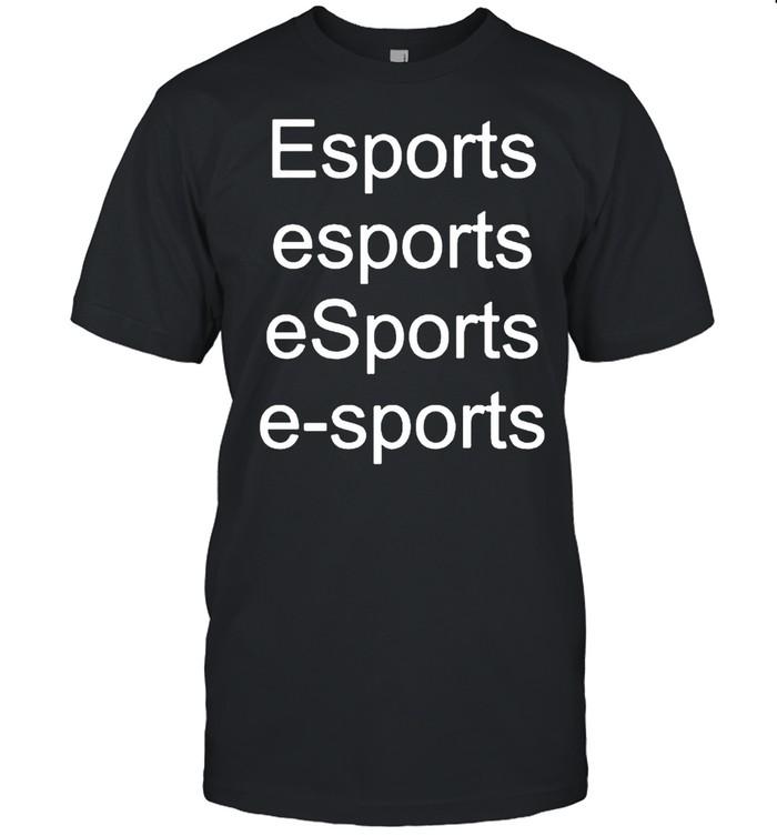 Esports shirt Classic Men's T-shirt