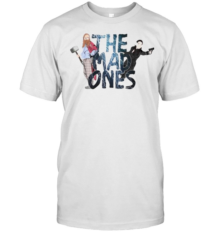 The Mad Ones Hope and Thunder T- Classic Men's T-shirt