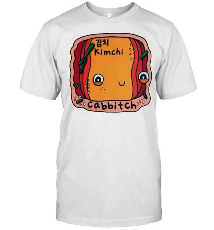 Kimchi cabbitch shirt Classic Men's T-shirt