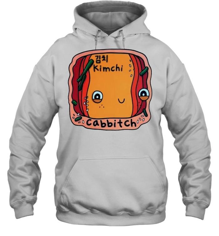 Kimchi cabbitch shirt Unisex Hoodie