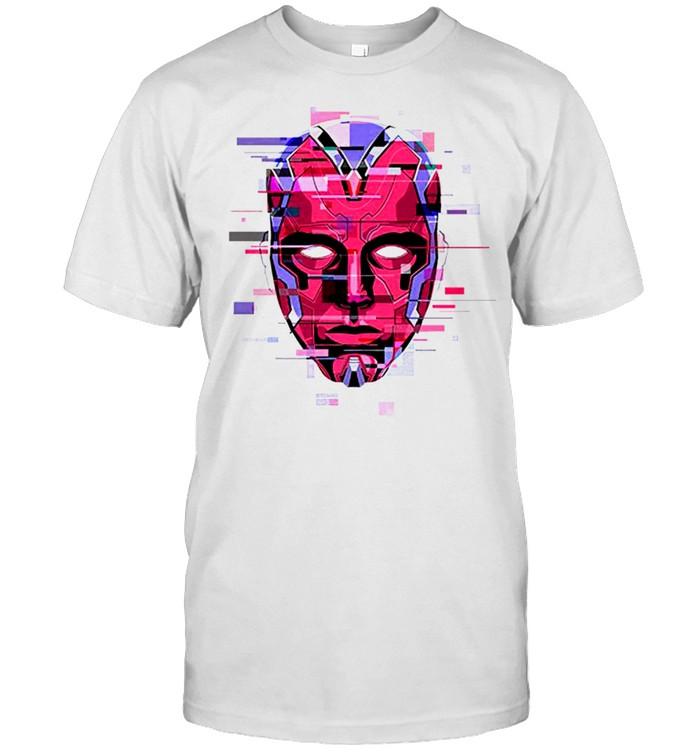 Marvel WandaVision New Rockstars Robot shirt Classic Men's T-shirt