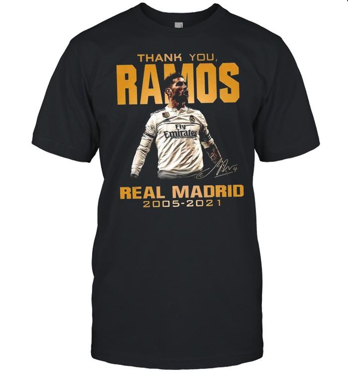 Sergio Ramos shirt Classic Men's T-shirt