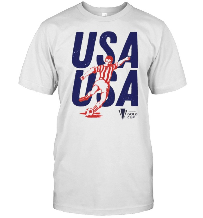Usa Soccer Concacaf Gold Cup Champions  Classic Men's T-shirt