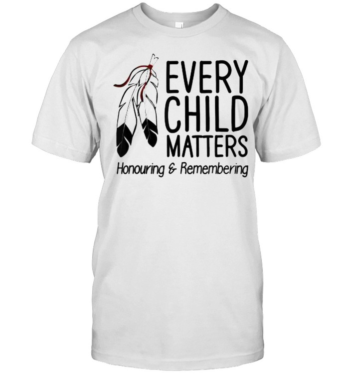 Every Child Matters Honouring & Remembering Orange Day T- Classic Men's T-shirt