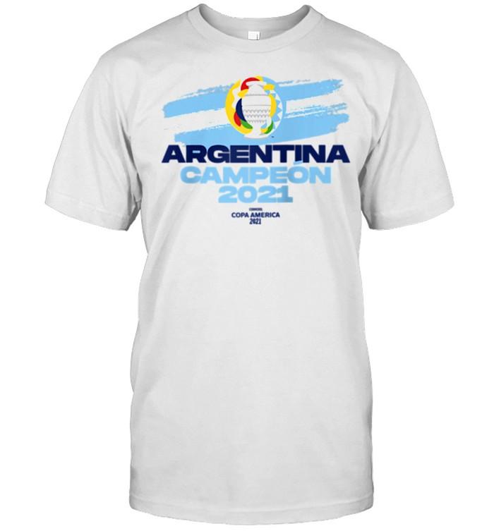 America Cup 2021 Argentina Champion shirt Classic Men's T-shirt