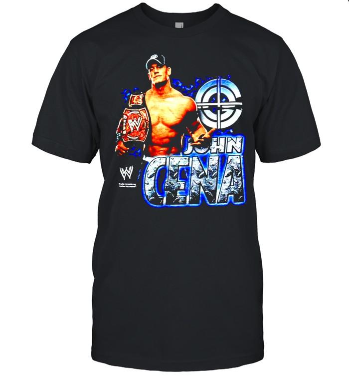 John Cena WWE champion shirt Classic Men's T-shirt