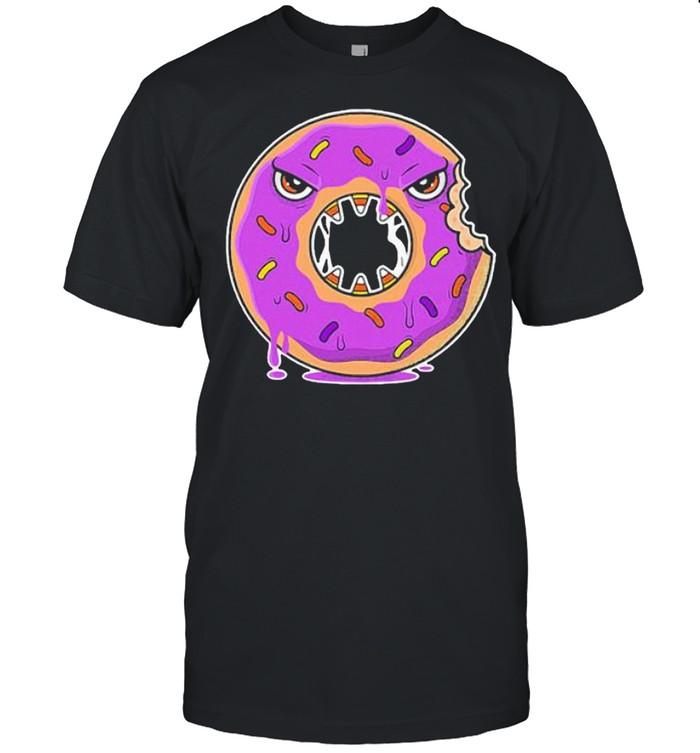 DONUT COSTUME HAPPY HALLOWEEN SHIRT Classic Men's T-shirt