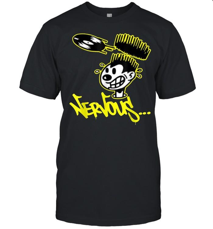 Nervous Records T- Classic Men's T-shirt