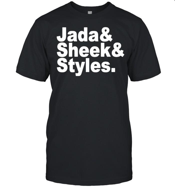 Jada and sheek and style shirt Classic Men's T-shirt
