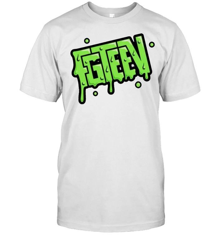Fgteev Slime logo shirt Classic Men's T-shirt