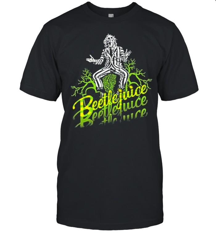 Best joker beetlejuice beetlejuice beetlejuice shirt Classic Men's T-shirt