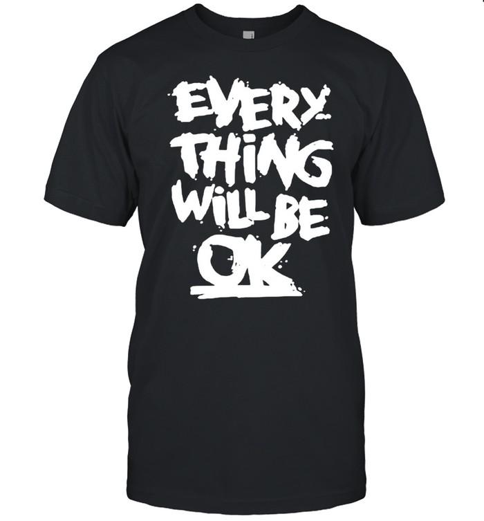 Save Myanmar everything will be ok shirt Classic Men's T-shirt